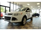 2013 Oxford White Ford Escape SE 2.0L EcoBoost 4WD #82161371