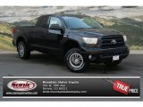 2013 Black Toyota Tundra TRD Rock Warrior Double Cab 4x4 #82160841