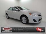 2013 Classic Silver Metallic Toyota Camry Hybrid LE #82161350