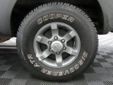 Nissan Frontier 2002 Wheels and Tires