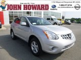 2013 Brilliant Silver Nissan Rogue S Special Edition AWD #82161456