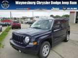2014 True Blue Pearl Jeep Patriot Sport #82161154