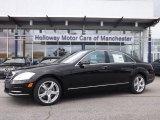 2013 Black Mercedes-Benz S 550 4Matic Sedan #82161245