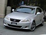 2008 Tungsten Silver Pearl Lexus IS 350 #82161143