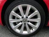 Volkswagen Golf 2012 Wheels and Tires