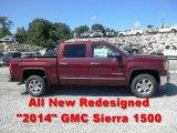 2014 GMC Sierra 1500 SLT Crew Cab 4x4