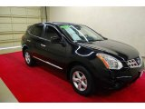 2013 Super Black Nissan Rogue S Special Edition #82215524