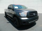 2012 Magnetic Gray Metallic Toyota Tundra SR5 Double Cab 4x4 #82215741