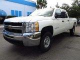 2009 Chevrolet Silverado 2500HD LS Crew Cab Data, Info and Specs