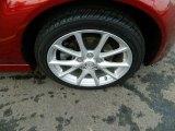 Mazda MX-5 Miata 2010 Wheels and Tires