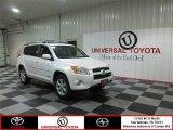 2012 Blizzard White Pearl Toyota RAV4 V6 Limited #82215402
