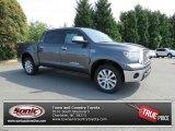 2013 Magnetic Gray Metallic Toyota Tundra Platinum CrewMax 4x4 #82215839