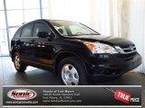 2010 Crystal Black Pearl Honda CR-V LX #82215294
