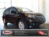 2013 Kona Coffee Metallic Honda CR-V EX-L #82215290