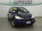 2010 Royal Blue Pearl Honda CR-V LX AWD #82216052