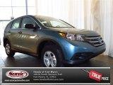 2013 Mountain Air Metallic Honda CR-V LX #82215287