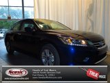 2013 Obsidian Blue Pearl Honda Accord LX Sedan #82215277