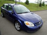 2007 Laser Blue Metallic Chevrolet Cobalt LT Sedan #82216024