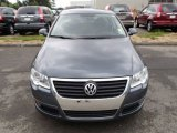 2010 Volkswagen Passat Island Gray Metallic