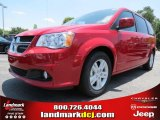2013 Redline 2 Coat Pearl Dodge Grand Caravan Crew #82215569