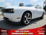 2013 Bright White Dodge Challenger SRT8 392 #82215565