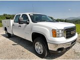 2013 GMC Sierra 2500HD Crew Cab 4x4 Utility Truck Data, Info and Specs