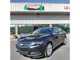 2014 Blue Ray Metallic Chevrolet Impala LT #82215918