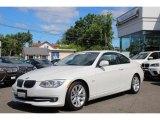 2013 Mineral White Metallic BMW 3 Series 328i Coupe #82215357