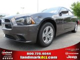 2013 Granite Crystal Dodge Charger SE #82215553