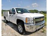 2013 Chevrolet Silverado 2500HD Work Truck Regular Cab 4x4 Utility Data, Info and Specs
