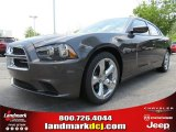 2013 Granite Crystal Dodge Charger SE #82215549