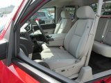 2011 Chevrolet Silverado 1500 LT Extended Cab 4x4 Front Seat