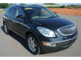 2008 Carbon Black Metallic Buick Enclave CXL #82215907