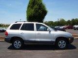 2004 Pewter Hyundai Santa Fe GLS #82215344