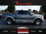 2011 Mineral Gray Metallic Dodge Ram 1500 Laramie Crew Cab 4x4 #82215341