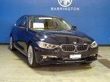 2012 Imperial Blue Metallic BMW 3 Series 335i Sedan #82215244