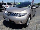2010 Saharan Stone Metallic Nissan Murano LE AWD #82215239
