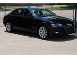2013 Brilliant Black Audi A4 2.0T quattro Sedan #82215971