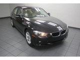 2013 Black Sapphire Metallic BMW 3 Series 320i Sedan #82215783