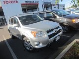 2011 Classic Silver Metallic Toyota RAV4 V6 Limited 4WD #82215232