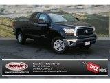 2013 Black Toyota Tundra Double Cab 4x4 #82215228