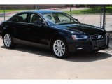 2013 Brilliant Black Audi A4 2.0T Sedan #82215968