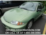 2002 Alpine Green Metallic Chevrolet Cavalier LS Sedan #82215868