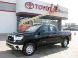 2008 Black Toyota Tundra Double Cab 4x4 #8191458