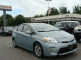 2012 Sea Glass Pearl Toyota Prius 3rd Gen Two Hybrid #82269546