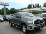 2011 Magnetic Gray Metallic Toyota Tundra Double Cab 4x4 #82269541