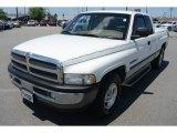 1999 Bright White Dodge Ram 1500 SLT Extended Cab #82269749