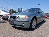2005 Gray Green Metallic BMW 3 Series 325i Sedan #82269212