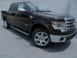 2013 Kodiak Brown Metallic Ford F150 King Ranch SuperCrew 4x4 #82269528