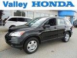 2010 Crystal Black Pearl Honda CR-V LX AWD #82269204